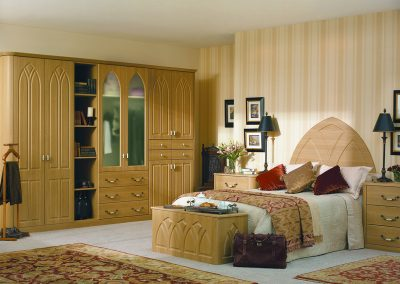 Bedroom by BA Components